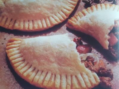 Best Goat meat Pasties