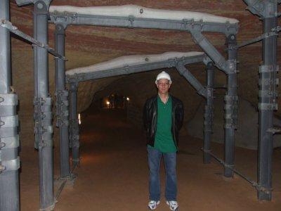 German mine