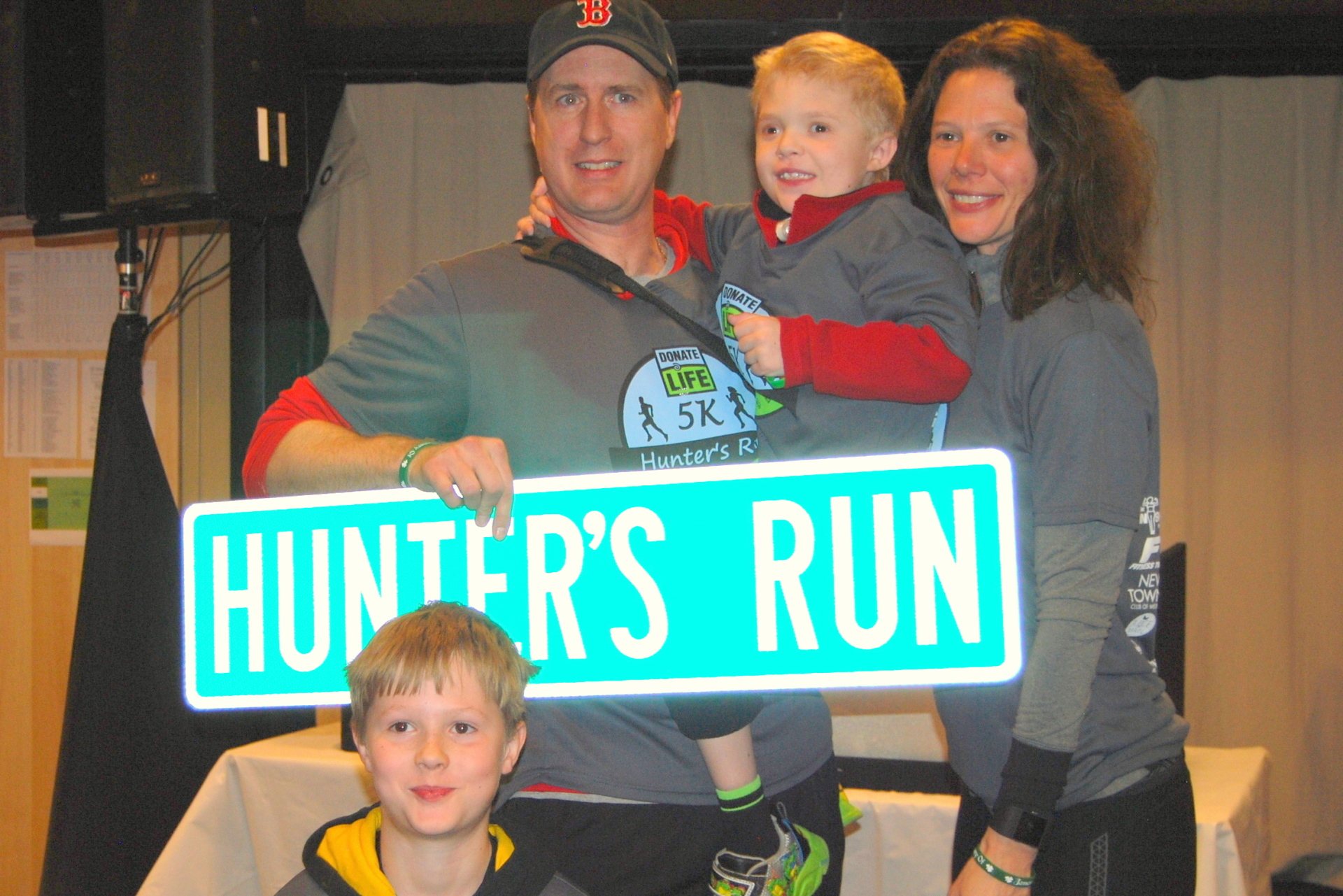 Hunters Family