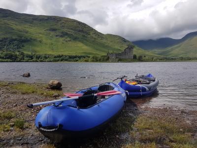 Three Longest Lochs Challenge