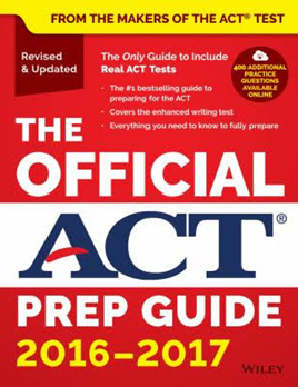 The Official ACT Prep Guide by ACT Inc.