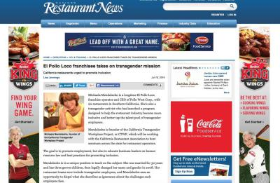 July 19 2016 Nations Restaurant News