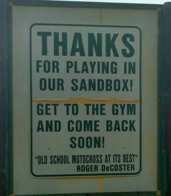 Our Sandbox