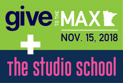 NOV 15: Give to the Max Day!