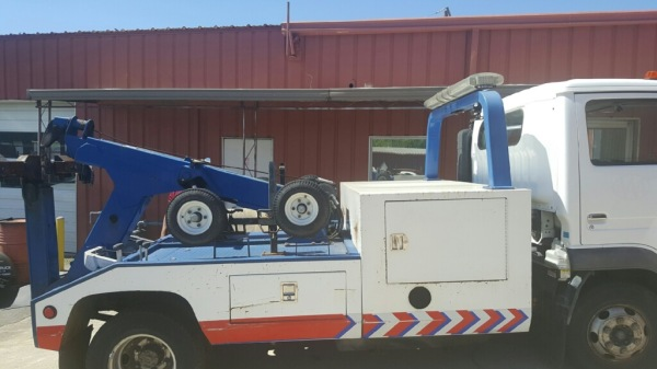 Tow Truck Picture