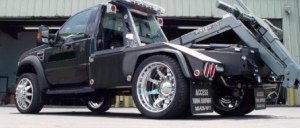 Picture of tow truck