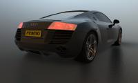 FEM3D car
