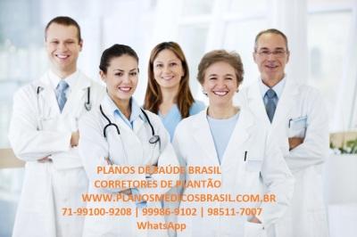 Os  preços médios dos planos de saúde empresariais - Bahia - Sergipe- Alagoas - Minas Gerais