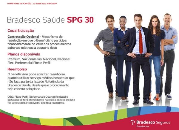 Bradesco Saude Empresas 30 a 199 colaboradores
