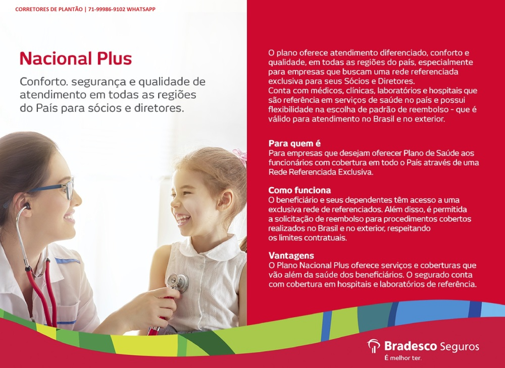 Planos de Saude Para Empresas, Bradesco TOP PLUS, Bradesco TOP, Bradesco Saude Nacional Flex, Bradesco Saude plano Perfil