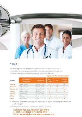 Sul América Saúde | Para seus funcionários