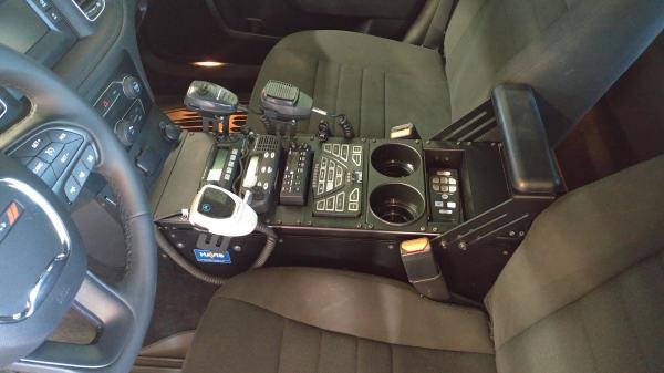 Dodge Pursuit Console
