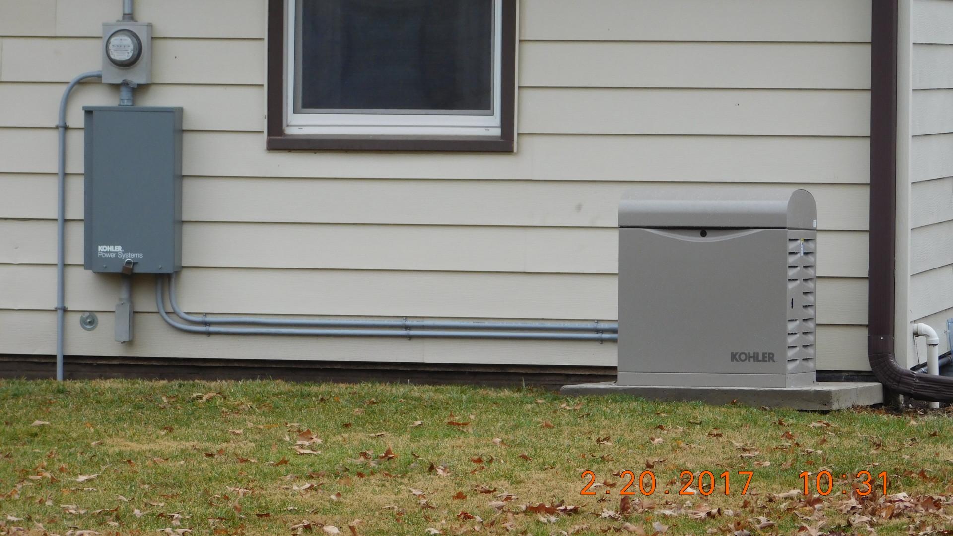 12KW Home Generator