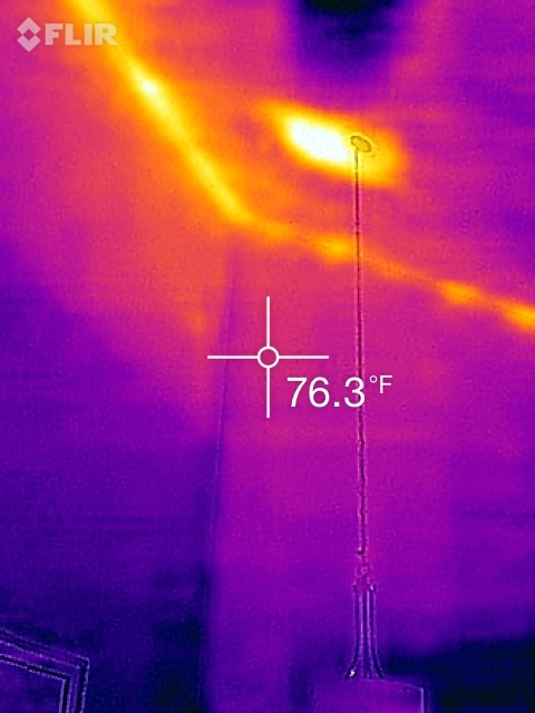Thermal Image, standard with all inspections