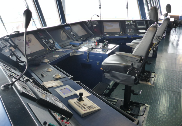 Vessel Navigation Bridge