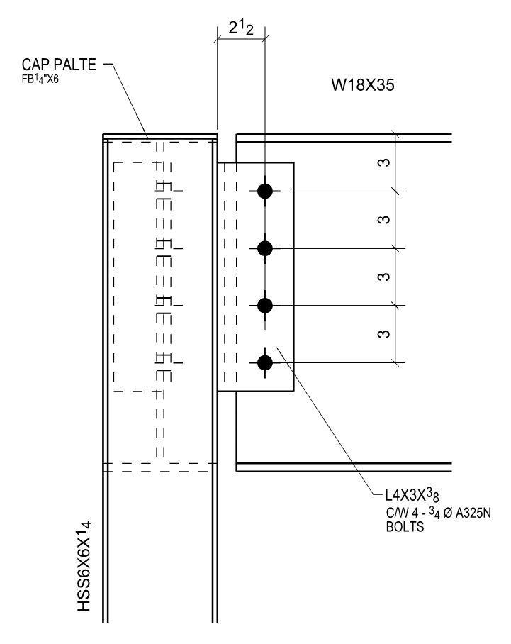 Steel Shop Connection Design
