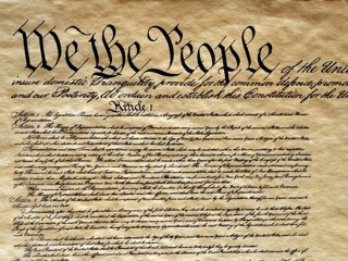 The U.S. Constitution.  A conservative idea?