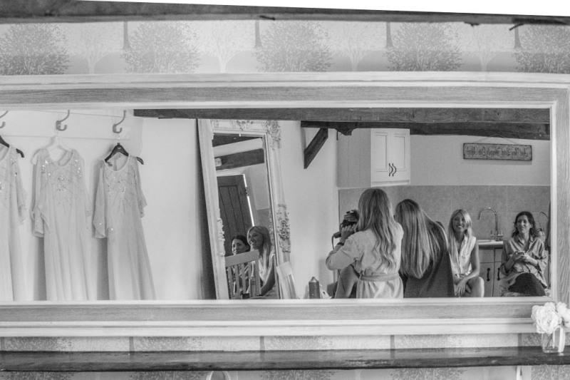 Charles McArthur Wedding Photography Bridesmaids Hair & Make Up Oxfordshire Oxford