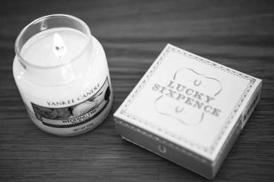 Charles McArthur Wedding Photography Lucky Sixpence Candle Oxfordshire Oxford