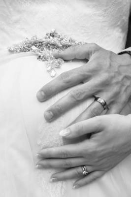 Charles McArthur Wedding Photography Pregnant Bride