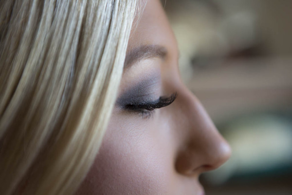 Charles McArthur Wedding Photography Bride Eye Makeup by Katy Pheiffer