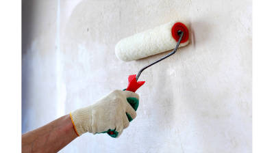 Priming and Painting