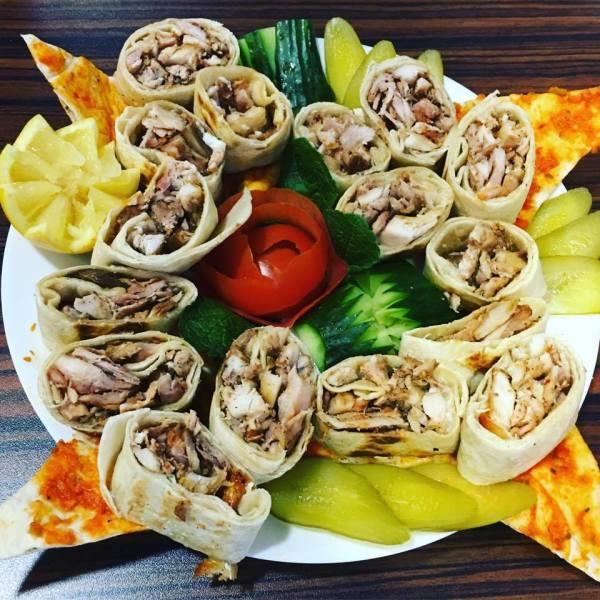 Arabic Shawarma