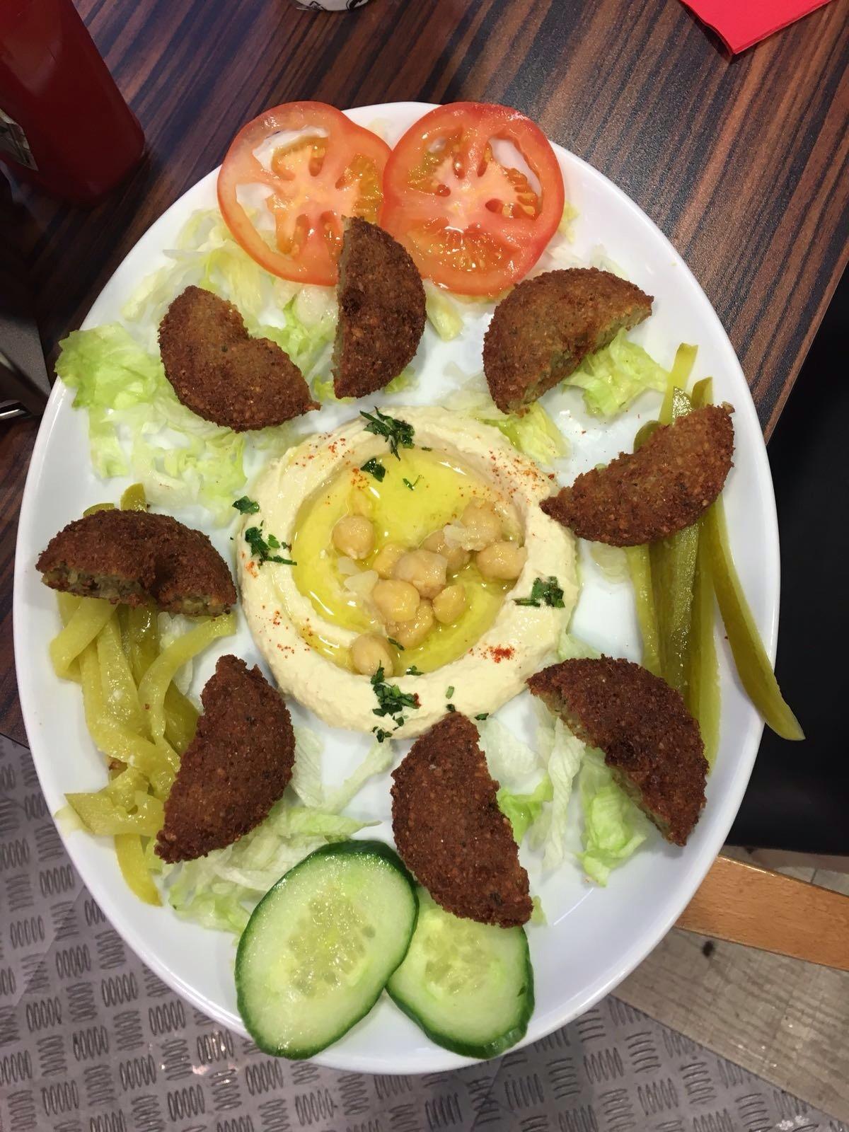 Flafel Meal