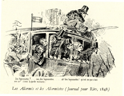 Les Alarmés et les Alarmistes