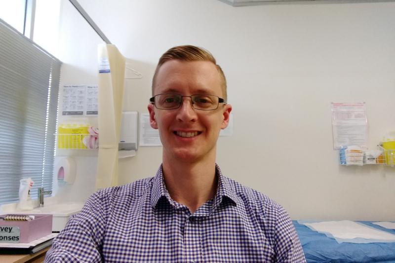 Dr Lewis Ryan