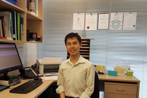 Dr Raphael Wong