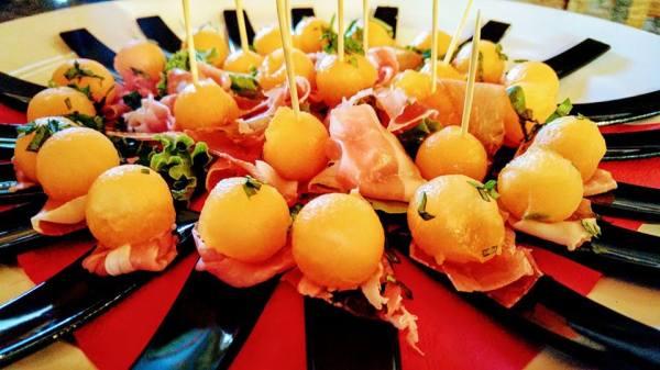 Taste Bistro, catering platters