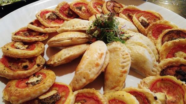 Handmade pies catering