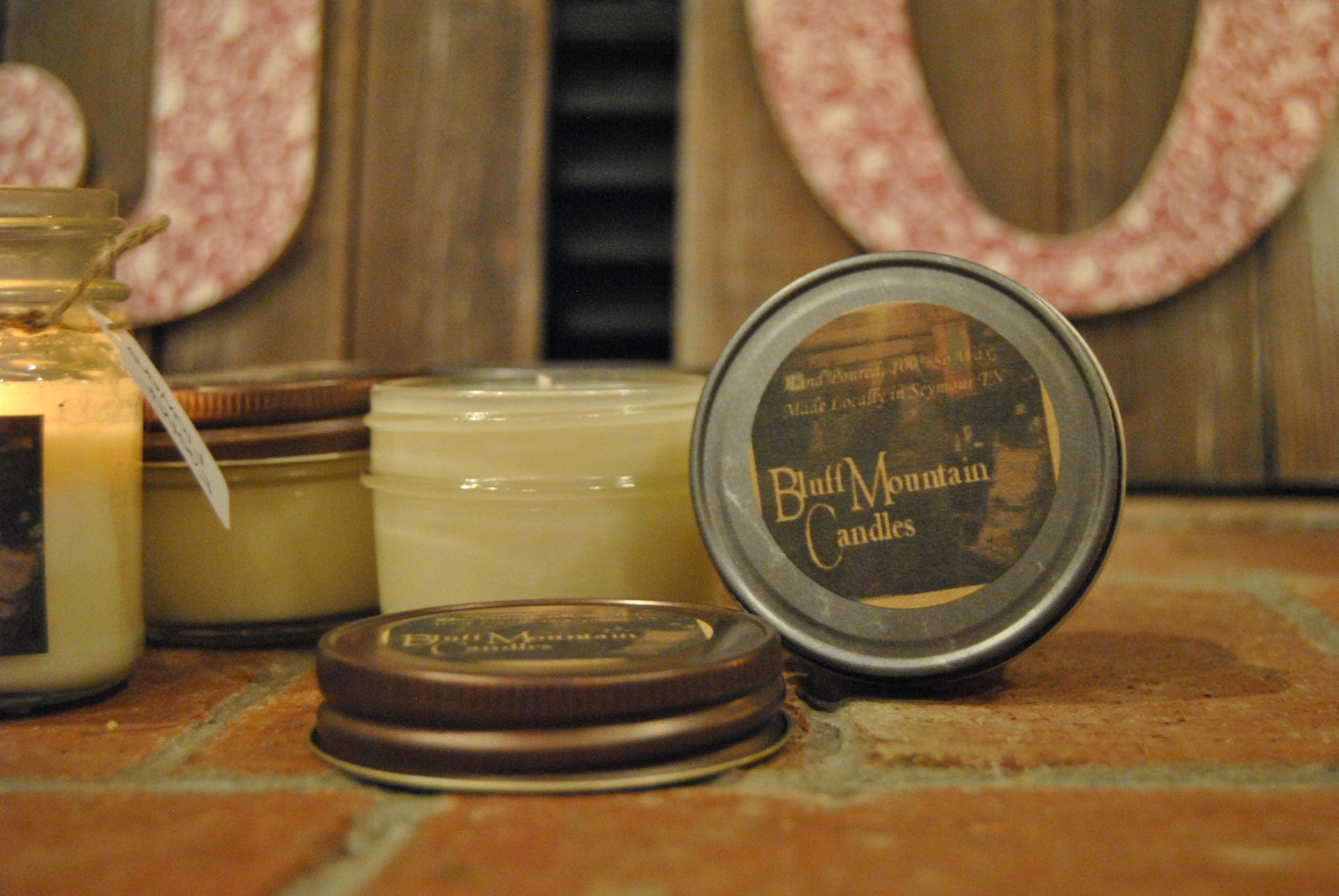 4 oz smooth jelly jar