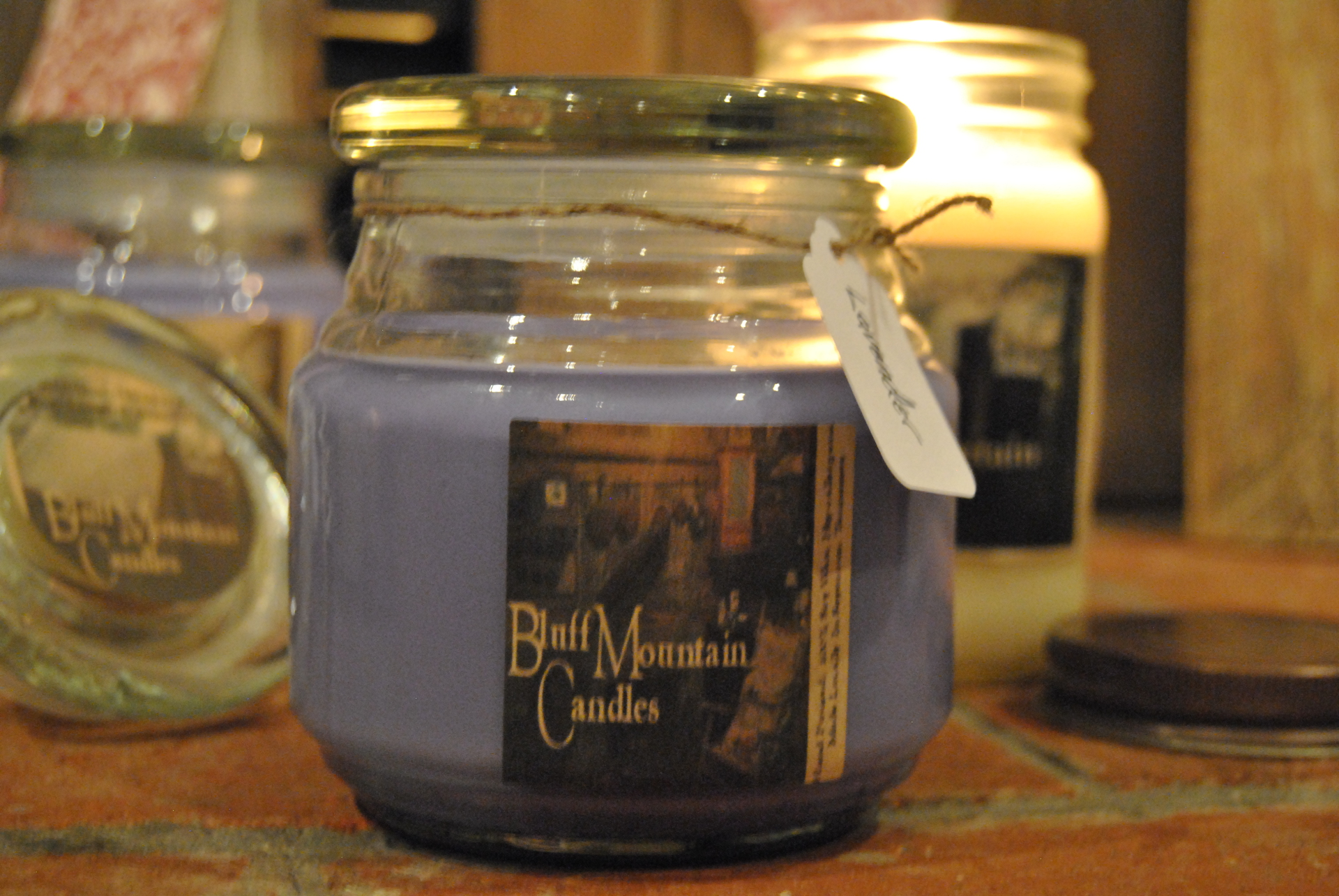 16 oz Terrace jar candle