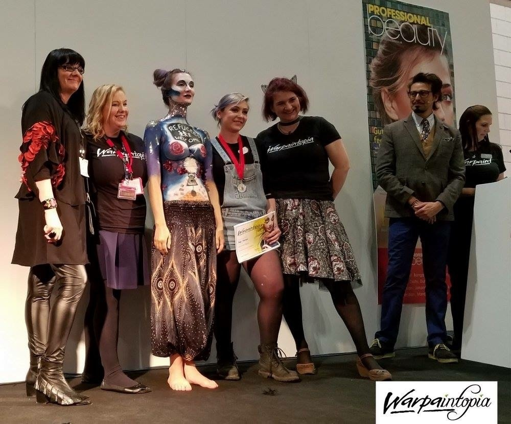 All Images From Pro Beauty War Paintopia Competition