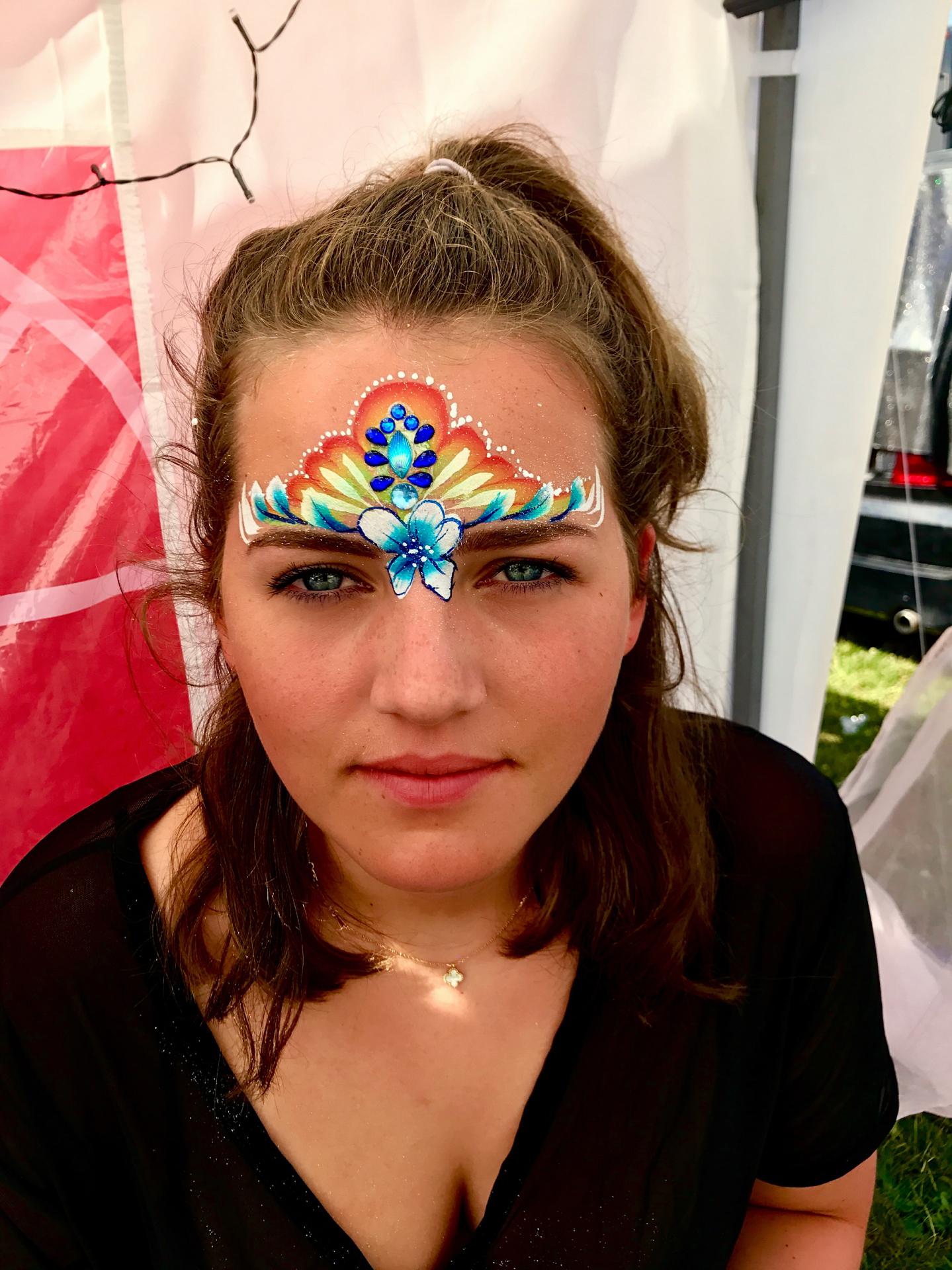 Rainbow Festival Crown