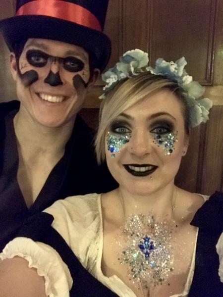 The Grand Halloween Ball