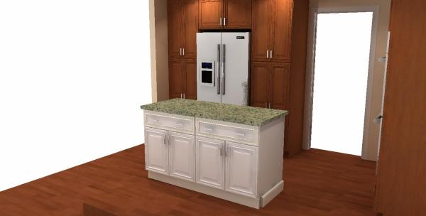 3D Cabinet Design