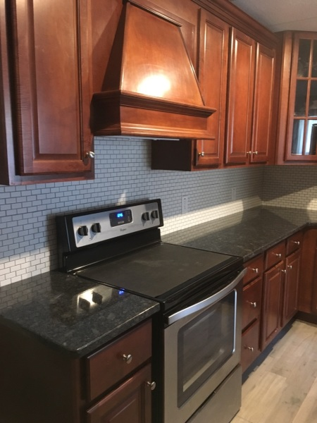 stove range, kitchen, basement,