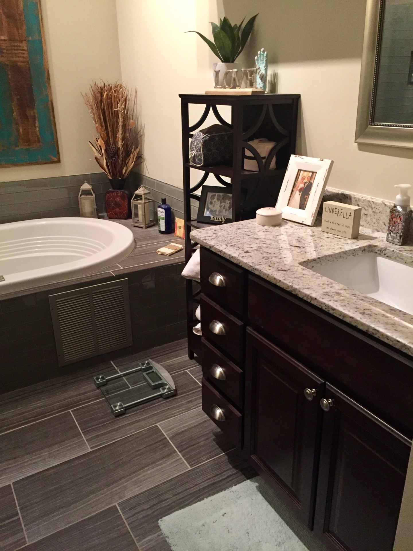 sinks, bathroom, his and her, cabinets