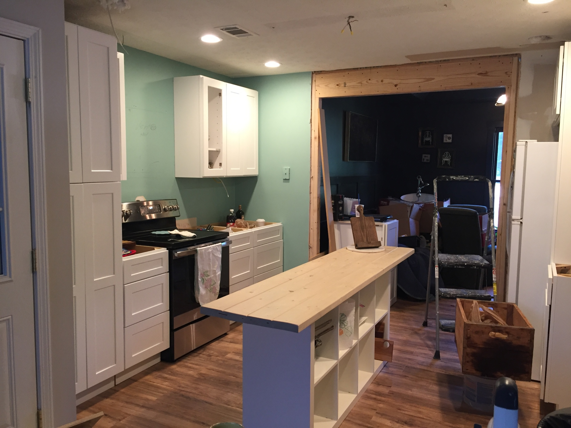 Kitchen Remodel