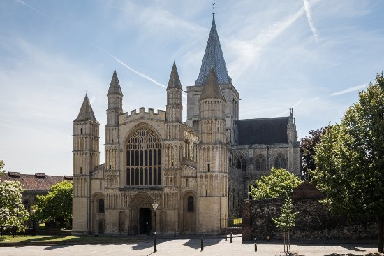 Rochester Cathedral Garden Party
