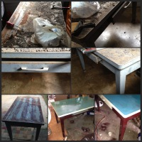 Shop Desk Metal