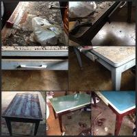 Shop Desk Metal