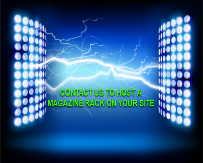 HOW ABOUT YOU HOST ING THE MAGAZINE?