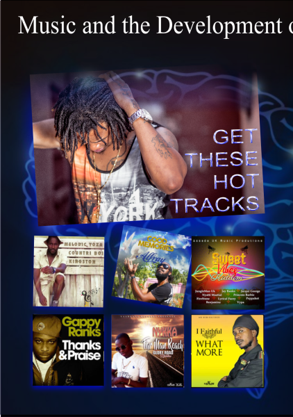 SEE WHAT TRACKS ARE RUNNING ON THE SCENE