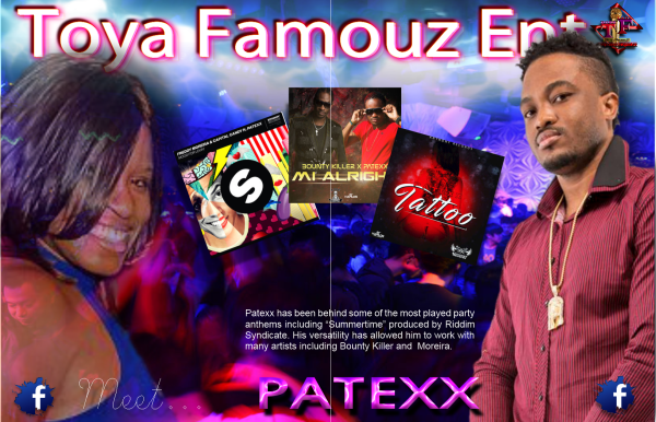 SEE WHAT'S FRESH WITH TOYA FAMOUZ