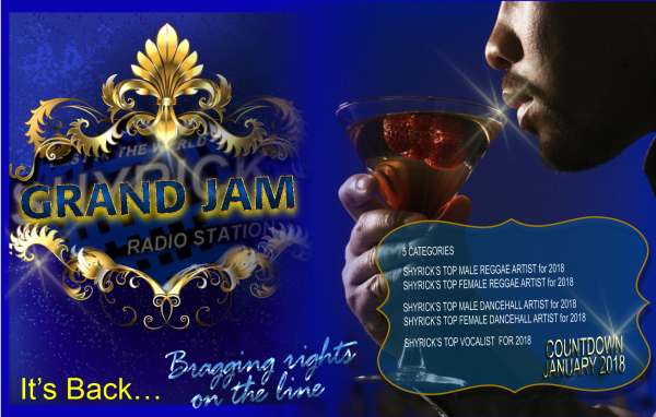 THE GRAND JAM IS ON !