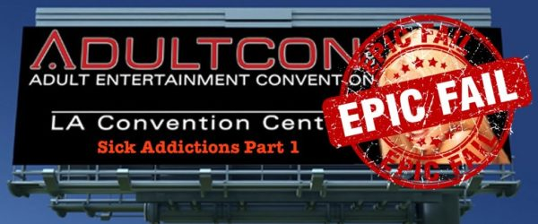 Epic Fail,  Podcast of @Adultcon 2017